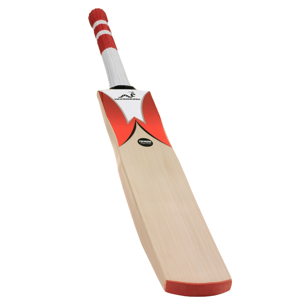 Woodworm Cricket Fireworm Test Elite Junior Bat