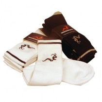 3 Pack Woodworm Sports Socks - Size 6-8