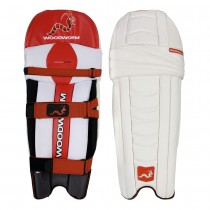 Woodworm Firewall Junior Batting Pads Alpha