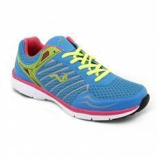 Woodworm MFS Mens Running Shoes / Trainers - Sky