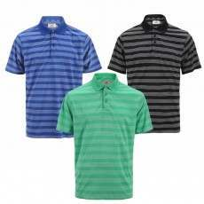 Woodworm Pro Pencil Striped Polo 3 Pack