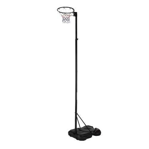 Woodworm Deluxe 3.05m Pro Adjustable Netball Post and Net