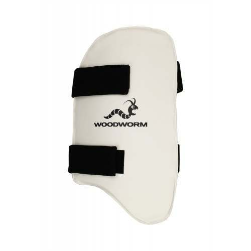 Woodworm Cricket Black Label Mens Thigh Pad