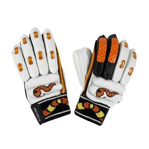Woodworm Cricket Junior Purpose Batting Gloves