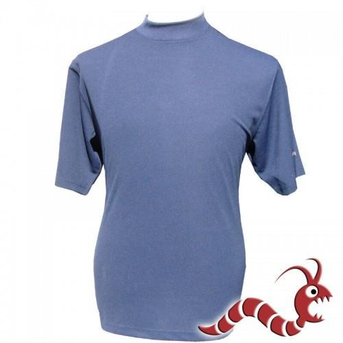 Woodworm Golf Short Sleeve Mock Shirt